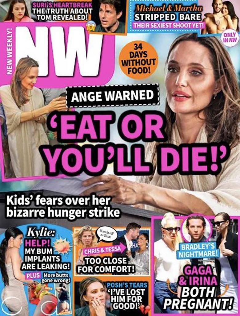 Angelina Jolie /materiał zewnętrzny