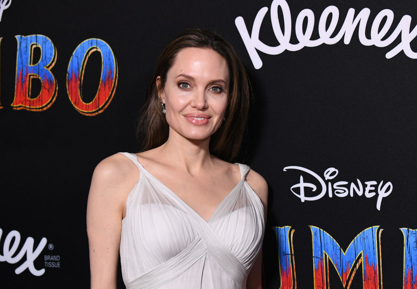 Angelina Jolie /Emma McIntyre /Getty Images