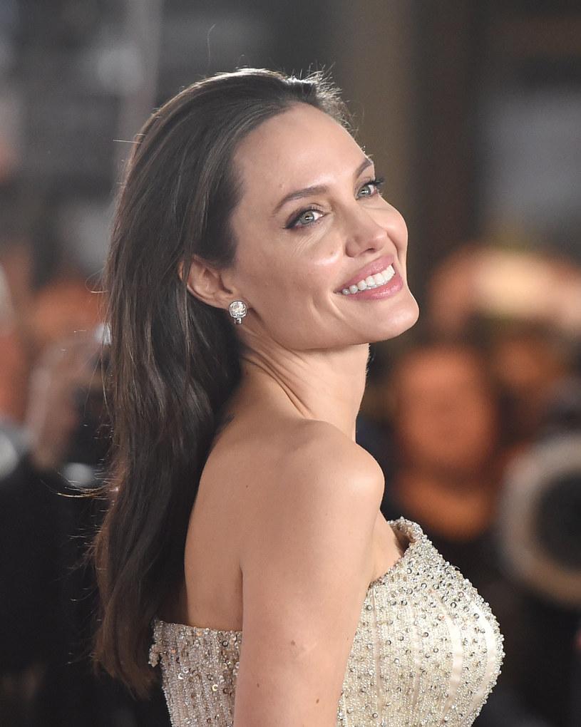 Angelina pokazała prawdziwe oblicze? /Getty Images