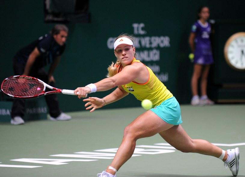 Angelique Kerber, niemiecka tenisistka z polskimi korzeniami /AFP