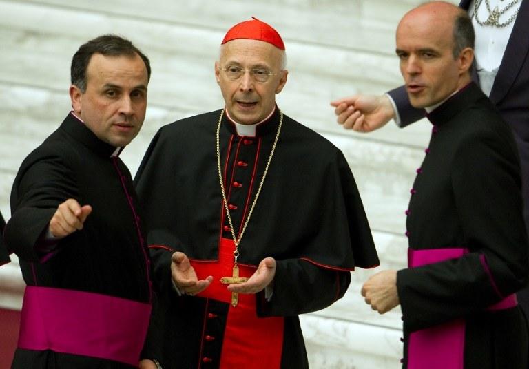 Angelo Bagnasco /AFP