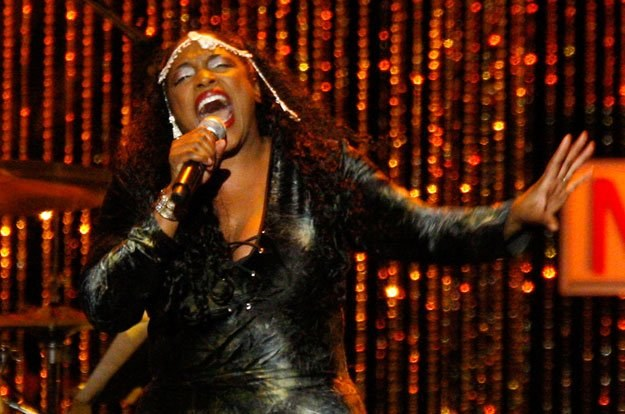 Angie Stone fot. Kevin Winter /Getty Images/Flash Press Media