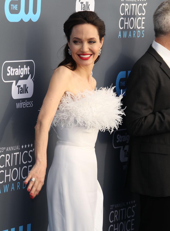 Angielina Jolie /East News