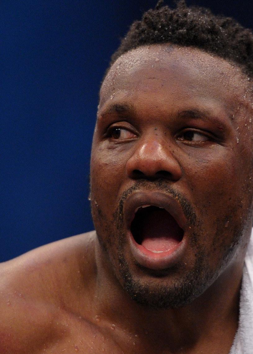 Angielski pięściarz Dereck Chisora /AFP