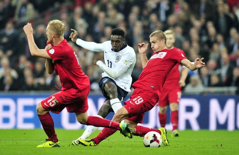 Anglia awansowała w rankingu, Polska spadła /AFP