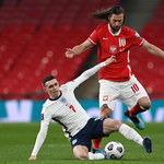Anglia - Polska 2-1. Podziękowania Grzegorza Krychowiaka za walkę o jego występ na Wembley
