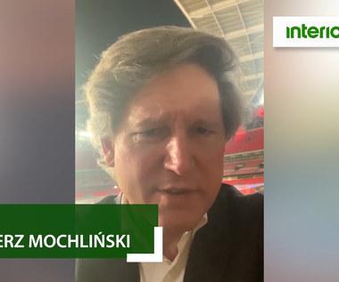 Anglia - Polska. Kazimierz Mochliński po meczu. Było blisko powtórzenia historycznego wyniku. Wideo