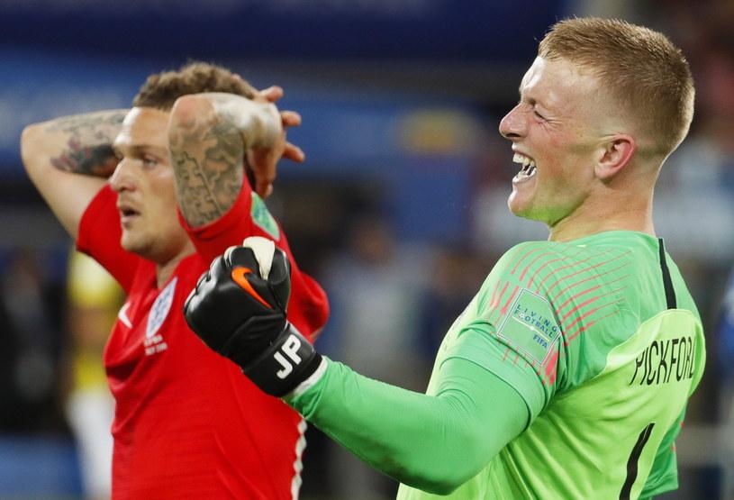 Anglicy zagrają w półfinale mundialu /PAP/EPA