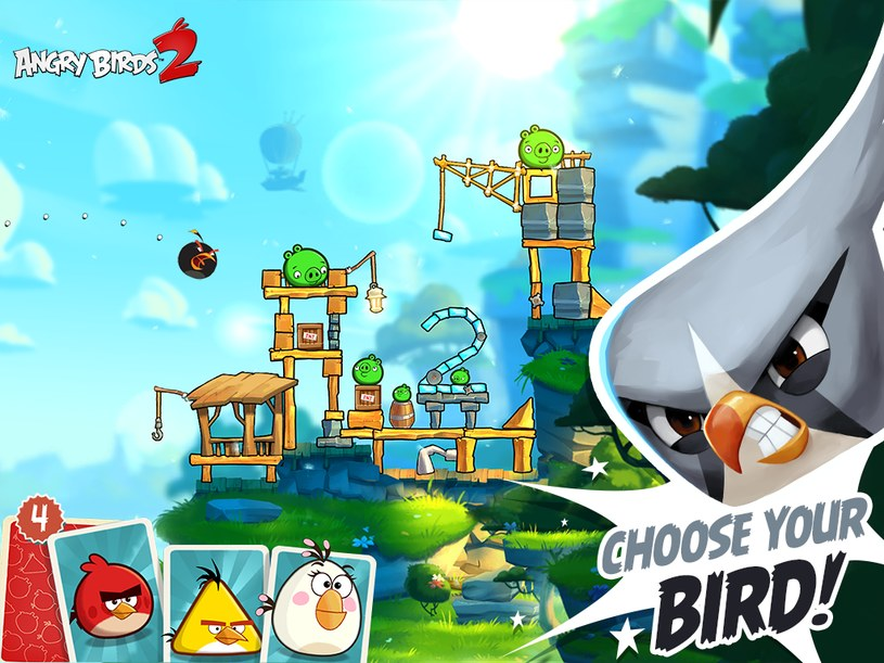 Angry Birds 2 /materiały prasowe