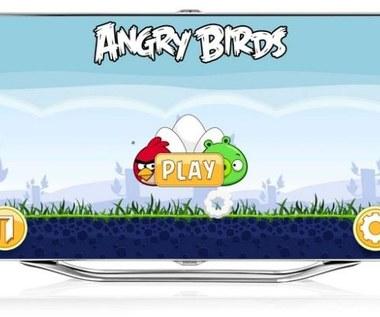 Angry Birds dla telewizorów Samsung Smart TV