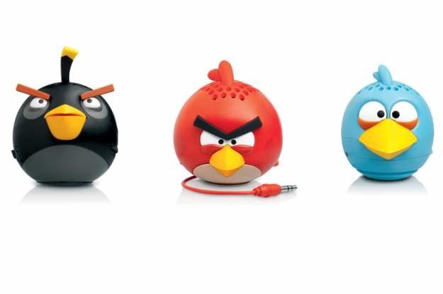 Angry Birds Mini – minaturowe głośniczki od Gear4 /materiały prasowe