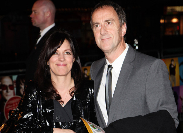 Angus Deayton i Lise Mayer /Getty Images