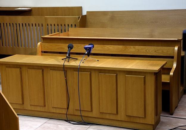 Ani Zientarski, ani jego obrońca nie pojawili się na ogłoszeniu wyroku /PAP