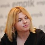 Ania Dąbrowska bez makijażu