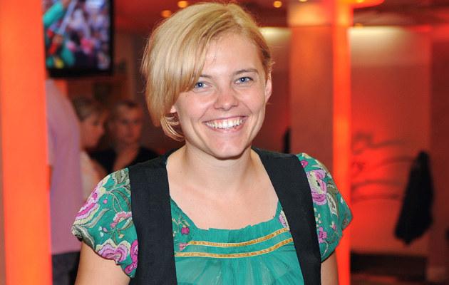 Ania Dąbrowska, fot. Andrzej Szilagyi  /MWMedia