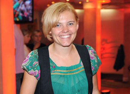 Ania Dąbrowska - fot. Andrzej Szilagyi /MWMedia