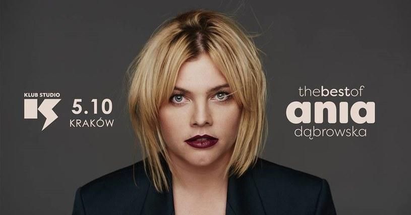 Ania Dąbrowska zagra w Kubie Studio 6 października 2019 roku /materiały prasowe