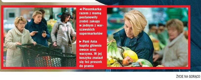 Ania Dąbrowska /- /Życie na gorąco