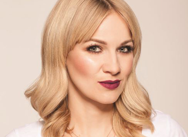 Ania Galińska, makijażystka i autorka videobloga Sephora blogmakijaz.pl /materiały prasowe