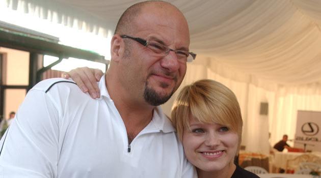 Ania Głogowska i Piotr Gąsowski, fot. J.Stalęga  /MWMedia