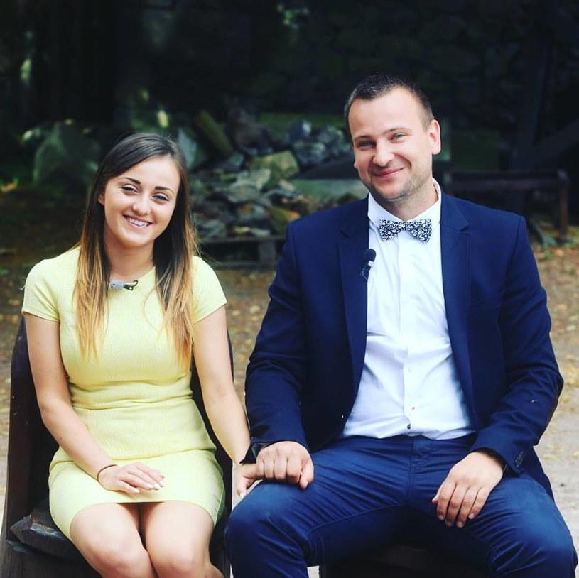 Ania i Grzegorz - pasują do siebie? /TVP