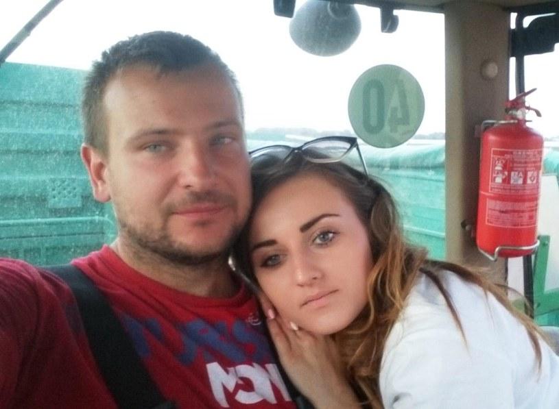Ania i Grzegorz wyglądają na szczęśliwych /TVP