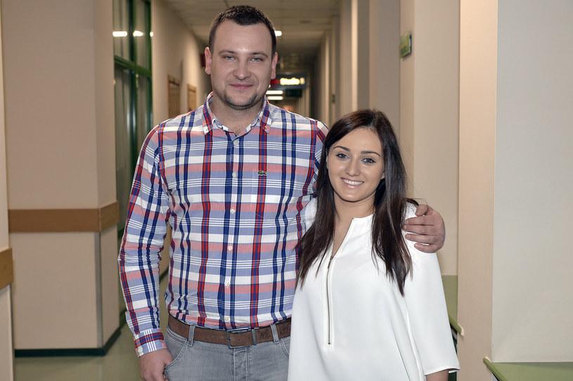 Ania i Grzegorz /AKPA