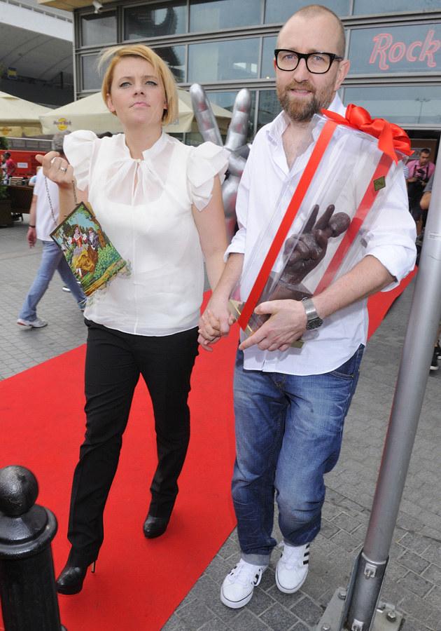 Ania i Józek /Jarosław Antoniak /MWMedia