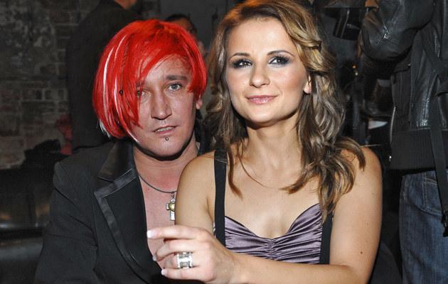 Ania i Michał jeszcze razem...  /MWMedia