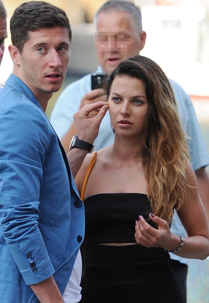 Ania i Robert są bardzo zapracowani /Splah News /East News
