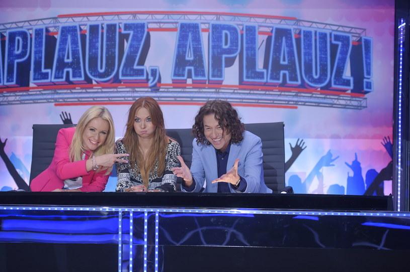 Ania jest teraz gwiazdą w show TVN-u /Niemiec /AKPA