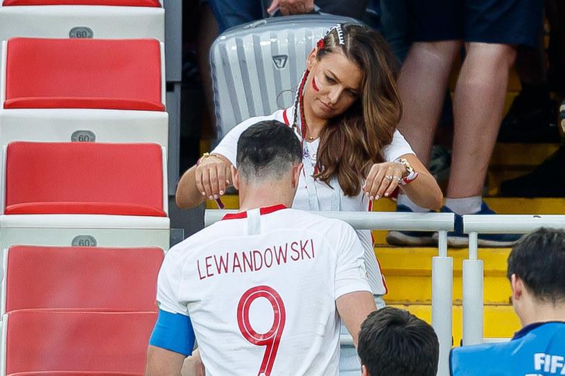 Ania Lewandowska bardzo wspiera Roberta w sprawach zawodowych /TF-Images/Getty Images /Getty Images