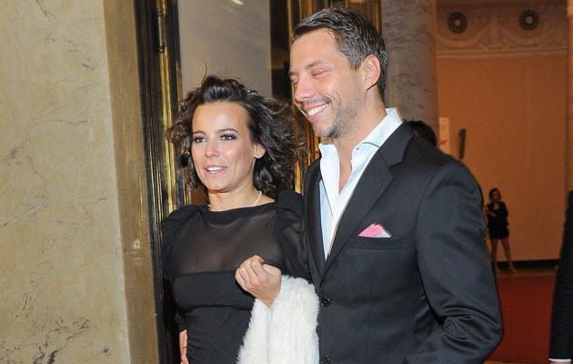 Ania Mucha i Marcello Sora, fot. Paweł Przybyszewski  /MWMedia