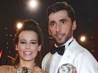 Ania Mucha i Rafał Maserak, fot. Andras Szilagyi  /MWMedia