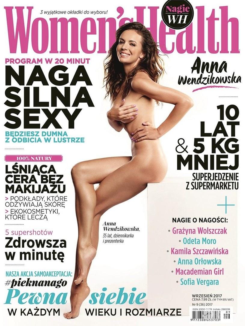 Ania nie wstydzi się swojego ciała! Brawo! /- /materiały promocyjne
