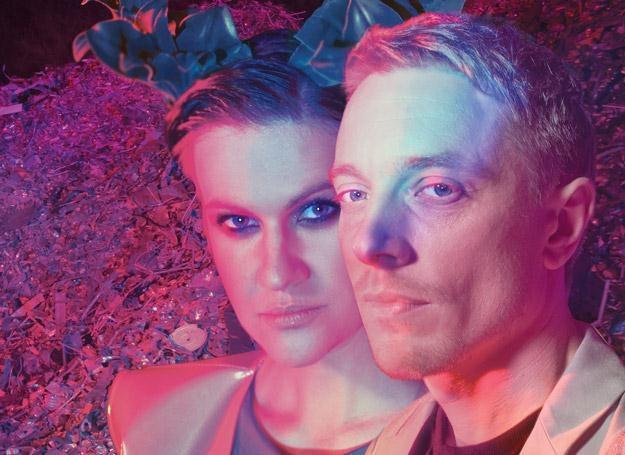 Ania Ołdak i Michał Marecki (MoMo) prywatnie są parą /EMI Music Poland