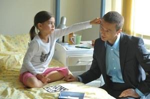 Ania pokochała Andrzeja i chciałaby, żeby jej mama ułożyła sobie z nim życie /  /Agencja W. Impact