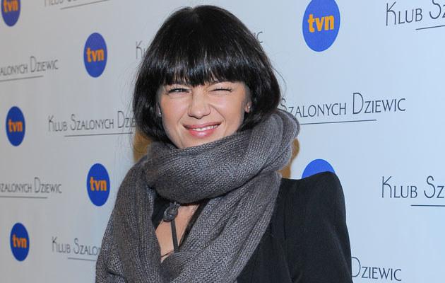 Ania Przybylska, fot. Paweł Przybyszewski  /MWMedia