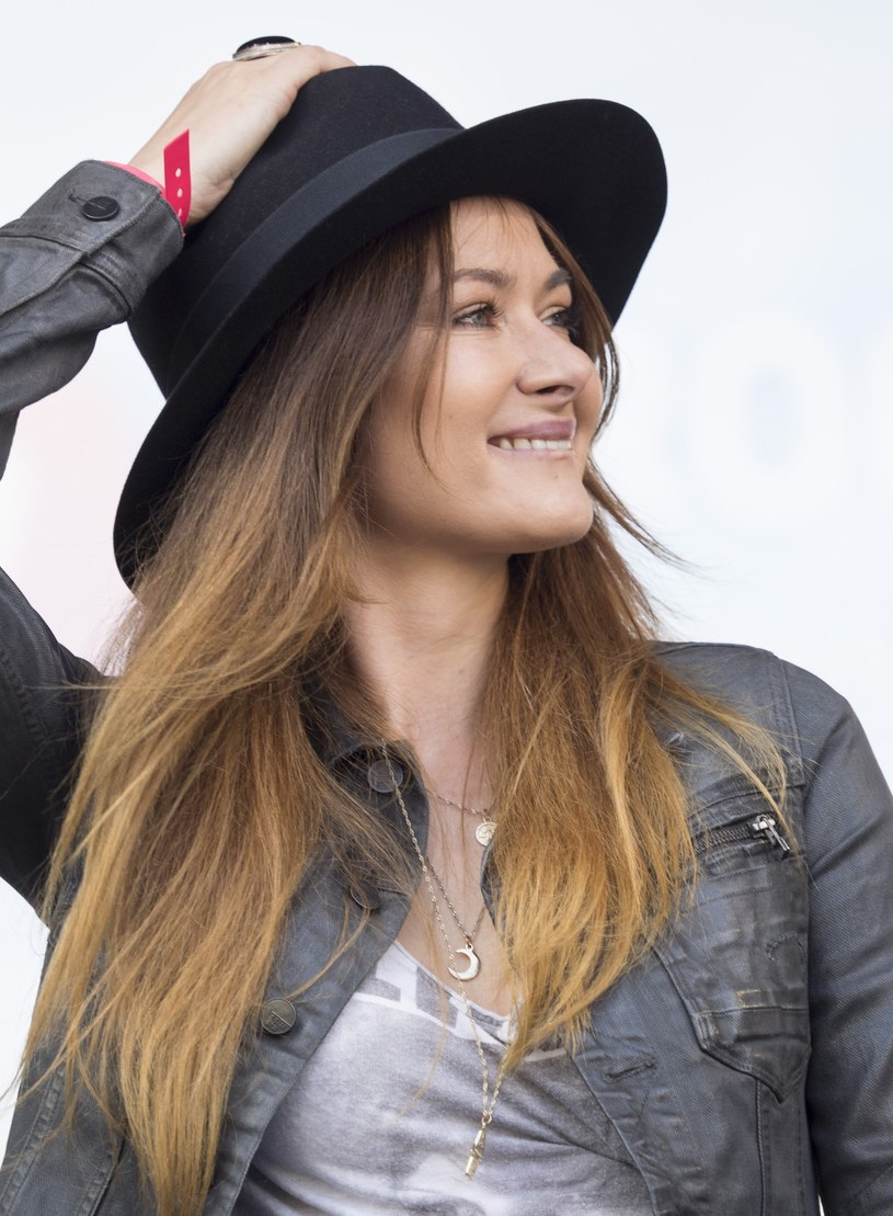 Ania Rusowicz nagrała płytę z autorskimi pastorałkami /fot. Leszek Kotarba /East News