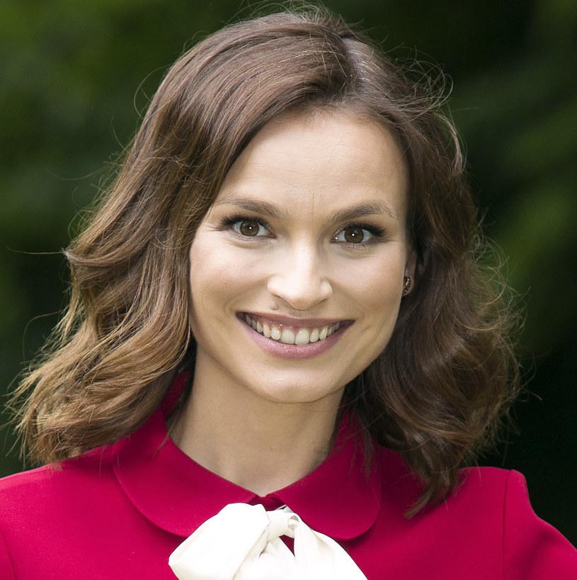 Ania Starmach chce być niezależna finansowo /Łepecki Michał /AKPA