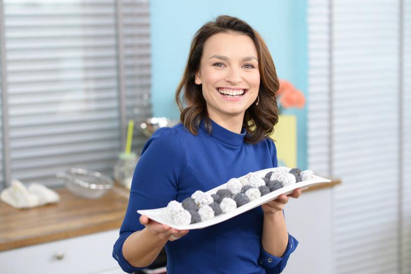 Ania Starmach to znana mistrzyni kuchni /Olszanka /East News