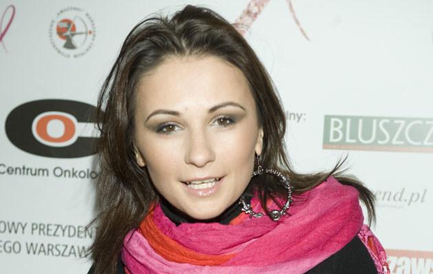 Ania Wiśniewska, fot. Jarosław Antoniak  /MWMedia