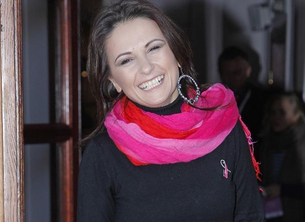 Ania Wiśniewska znów jest sama /AKPA