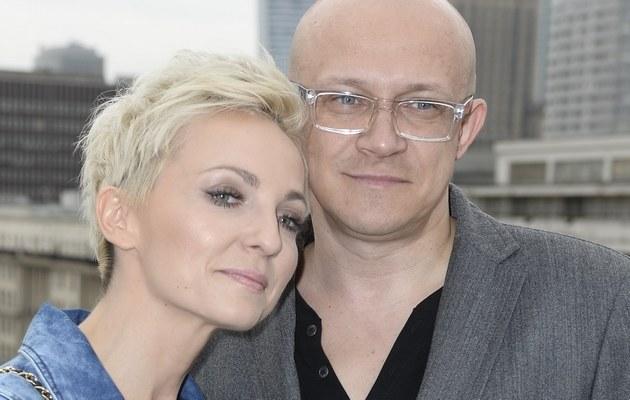 Ania Wyszkoni i Maciej Durczak /- /MWMedia