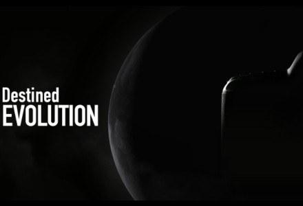 Animacja reklamowa ukazuje na razie zarys kształtów nowego aparatu /materiały prasowe