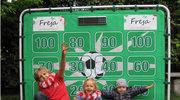 Animacje na weselu dla dzieci w czasie EURO 2012
