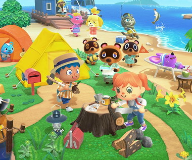 Animal Crossing: New Horizons – recenzja