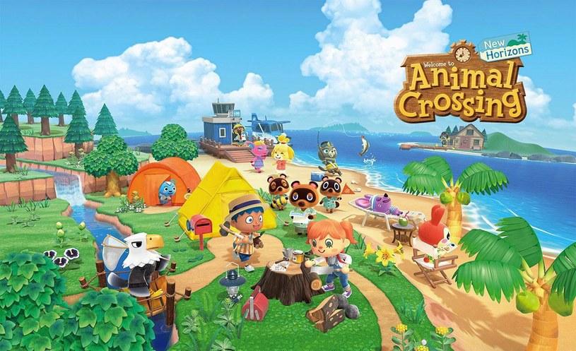 Animal Crossing: New Horizons /materiały prasowe