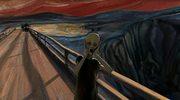 """Animowana wersja obrazu Edwarda Muncha """"Krzyk"""""""