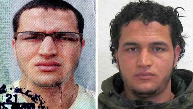 Anis Amri - sprawca zamachu w Berlinie /AFP